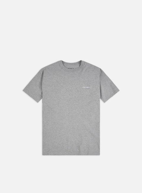 T-shirt a Manica Corta Carhartt Script Embroidery T-shirt
