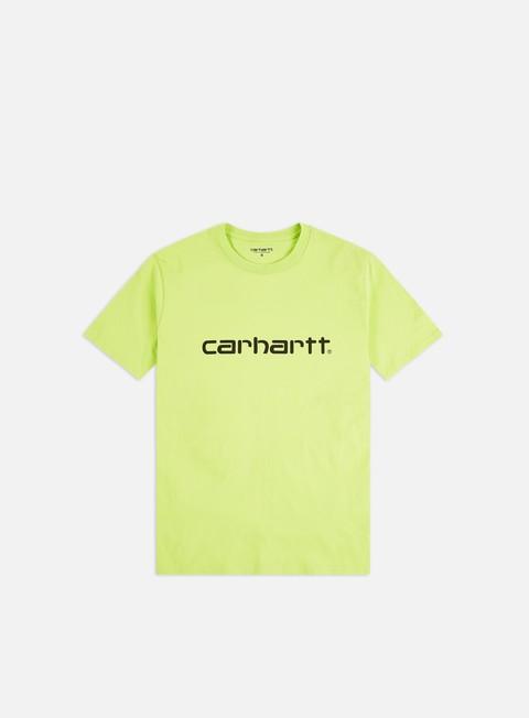 T-shirt a Manica Corta Carhartt Script T-shirt