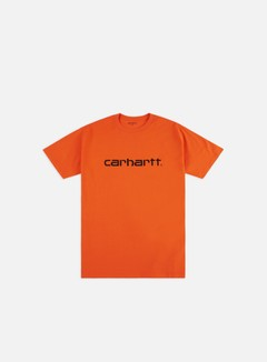 Carhartt - Script T-shirt, Pepper/Black