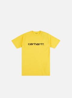 Carhartt - Script T-shirt, Primula/Black