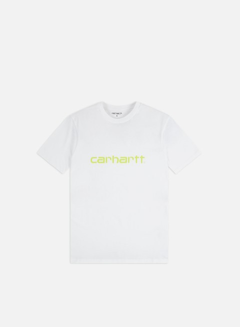 Sale Outlet Short Sleeve T-shirts Carhartt Script T-shirt