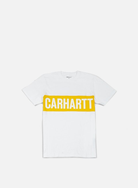 t shirt carhartt shore t shirt white carambola