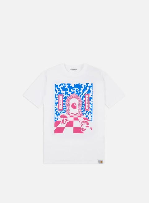 T-shirt a Manica Corta Carhartt Shroom T-shirt