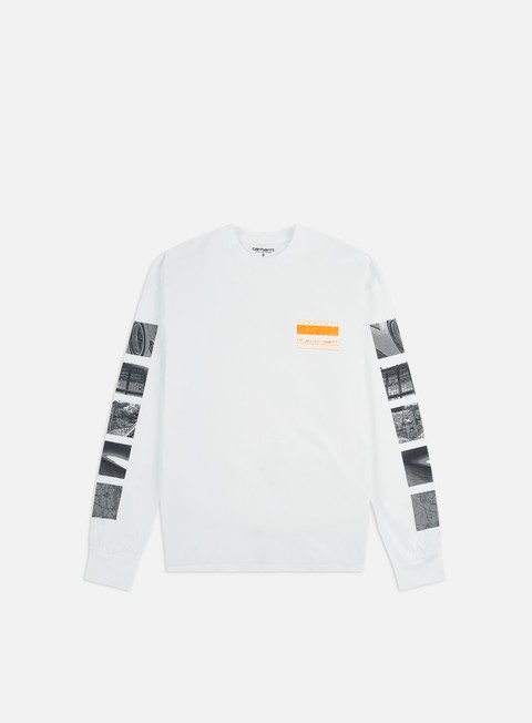 Long Sleeve T-shirts Carhartt Stack LS T-shirt