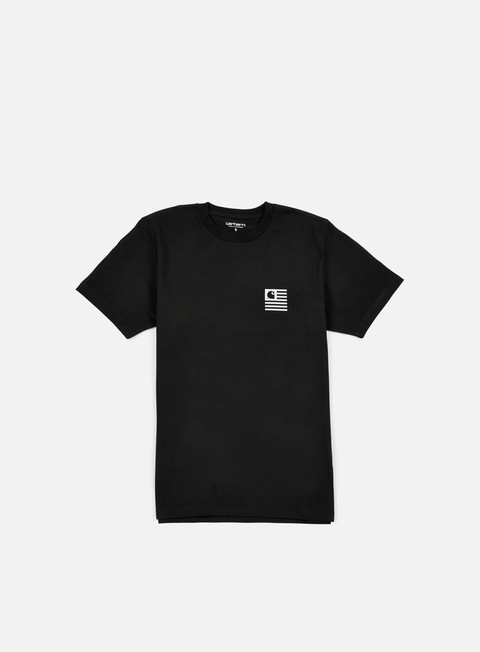 t shirt carhartt state mountain top t shirt black