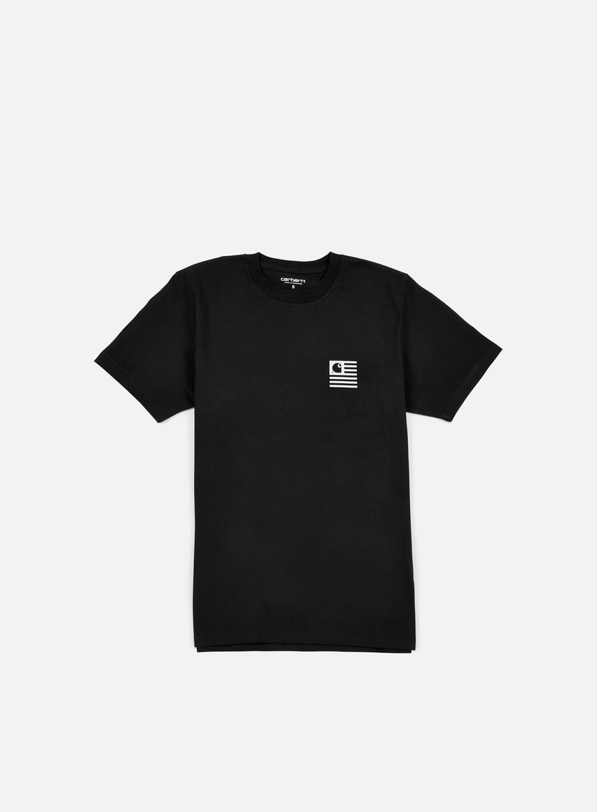 Carhartt - State Mountain Top T-shirt, Black
