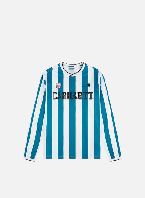 Outlet e Saldi T-shirt a Manica Lunga Carhartt Striker LS Jersey T-shirt