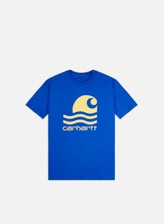 Carhartt - Swim T-shirt, Azzuro/Fresco