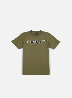 Carhartt - Training T-shirt, Rover Green 1
