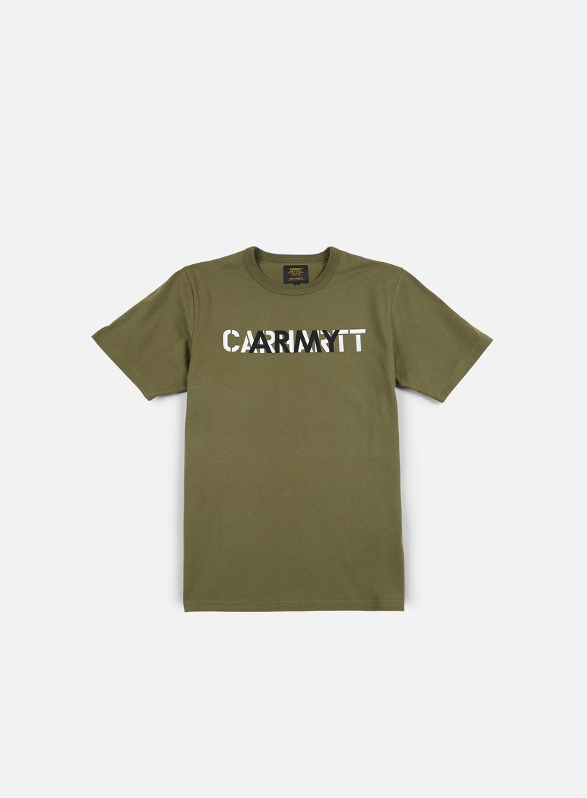 Carhartt - Training T-shirt, Rover Green