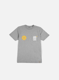 Carhartt - USA Sports Pocket T-shirt, Grey Heather 1