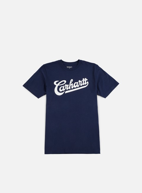 t shirt carhartt vintage t shirt blue white