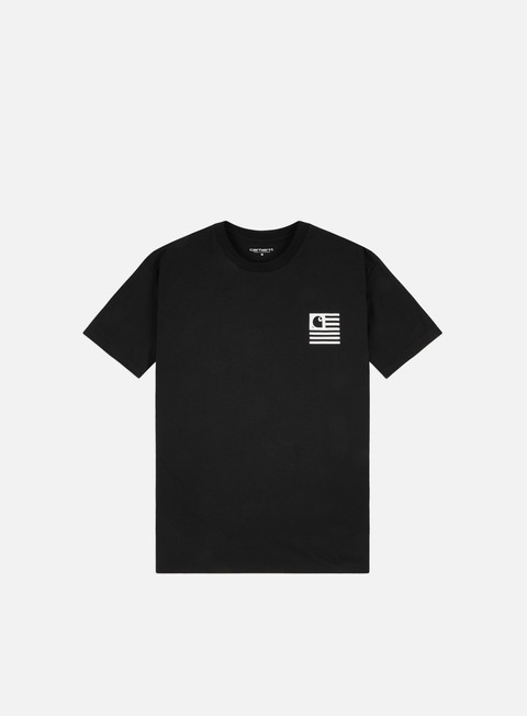 Short Sleeve T-shirts Carhartt Waving State Flag T-shirt