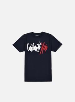 Carhartt - Wavy T-shirt, Navy/Multi 1