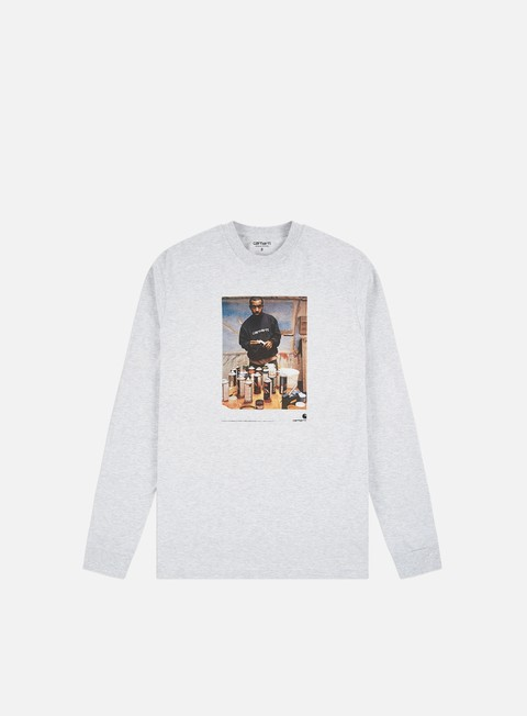 Long Sleeve T-shirts Carhartt WIP 1998 Ad Jay One LS T-shirt