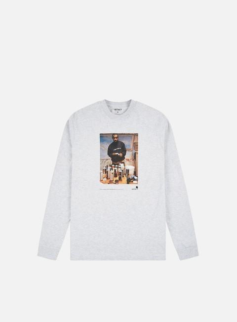 Outlet e Saldi T-shirt a Manica Lunga Carhartt WIP 1998 Ad Jay One LS T-shirt