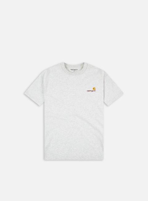 T-shirt a manica corta Carhartt WIP American Script T-Shirt