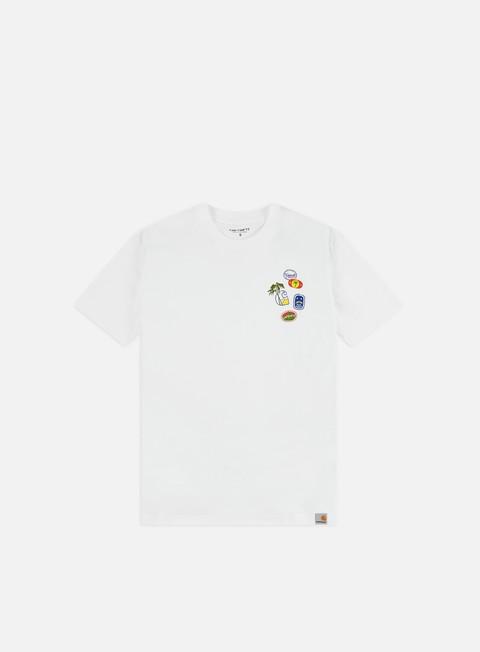 Outlet e Saldi T-shirt a Manica Corta Carhartt WIP Bad Cargo T-shirt