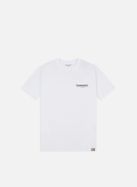 Outlet e Saldi T-shirt a Manica Corta Carhartt WIP Bailout T-shirt