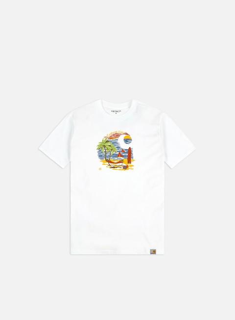 Carhartt WIP Beach C T-shirt