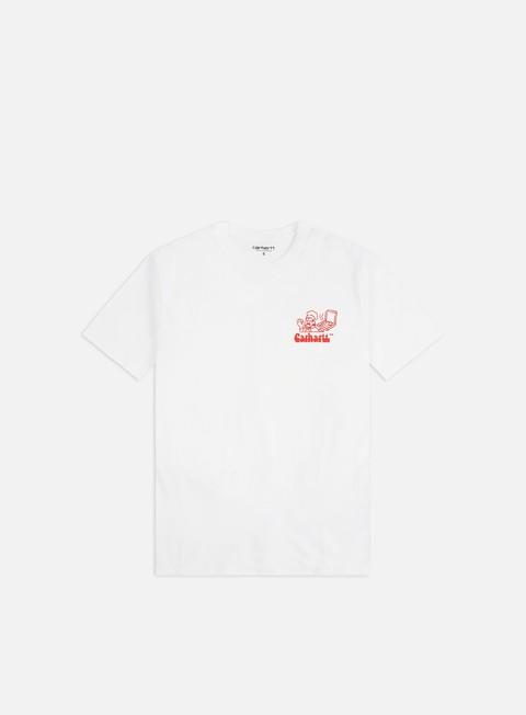 Outlet e Saldi T-shirt a Manica Corta Carhartt WIP Bene T-shirt