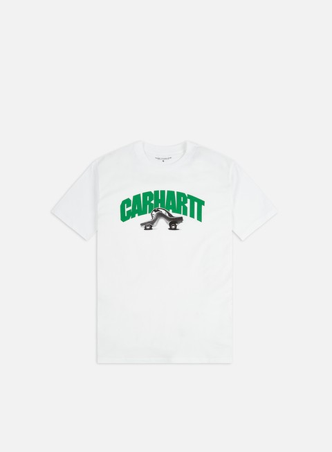 Short Sleeve T-shirts Carhartt WIP Bent T-shirt