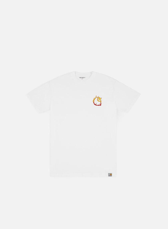 Carhartt WIP Burning C T-shirt