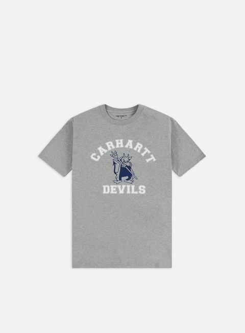 Outlet e Saldi T-shirt a Manica Corta Carhartt WIP Carhartt Devils T-shirt