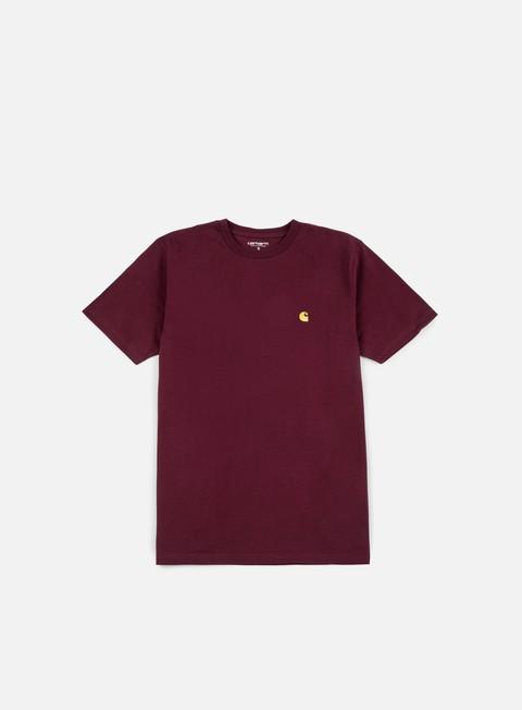 T-shirt Basic Carhartt WIP Chase T-shirt