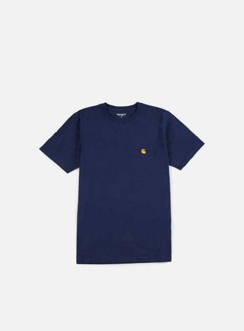 Outlet e Saldi T-shirt a Manica Corta Carhartt WIP Chase T-shirt