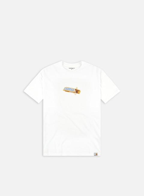 Short sleeve T-shirts Carhartt WIP Chocolate Bar T-Shirt
