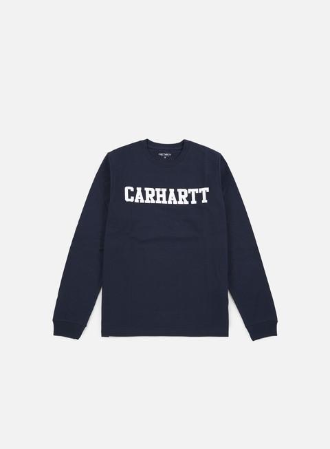 Carhartt WIP College LS T-shirt
