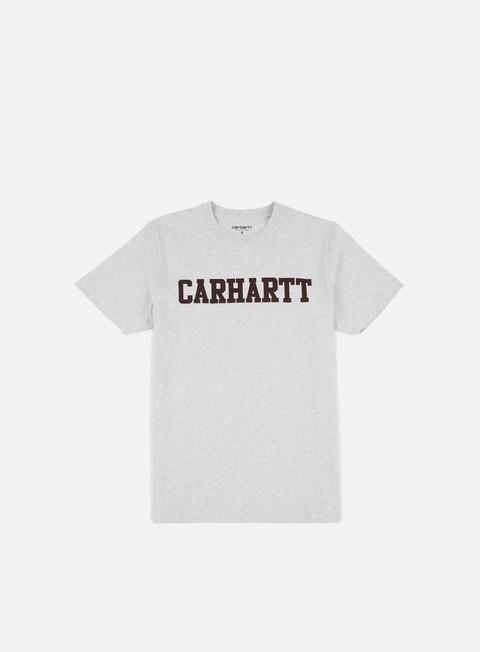 Outlet e Saldi T-shirt a Manica Corta Carhartt WIP College T-shirt