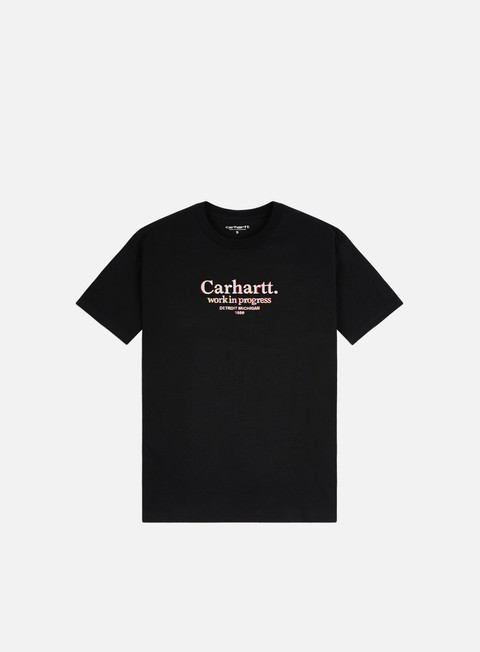 Outlet e Saldi T-shirt a Manica Corta Carhartt WIP Commission T-shirt