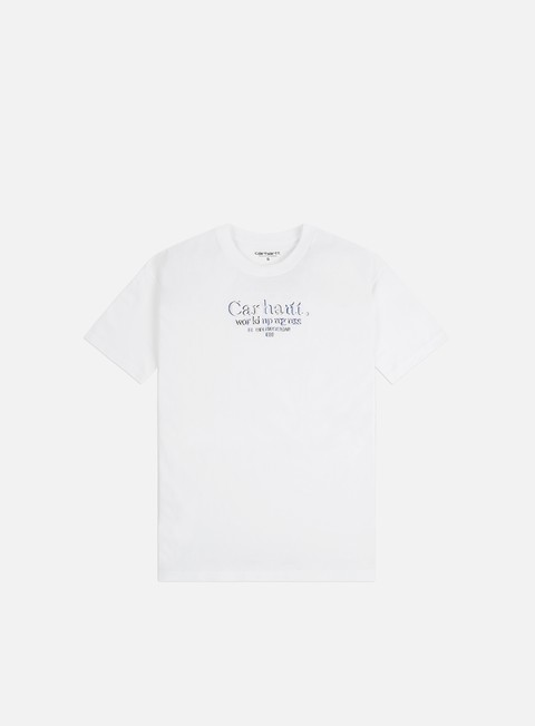 Short Sleeve T-shirts Carhartt WIP Commission T-shirt