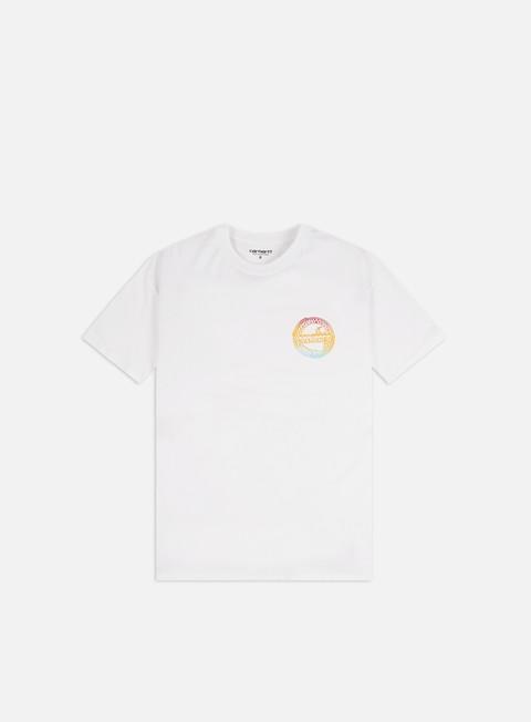 Outlet e Saldi T-shirt a Manica Corta Carhartt WIP Flame T-shirt
