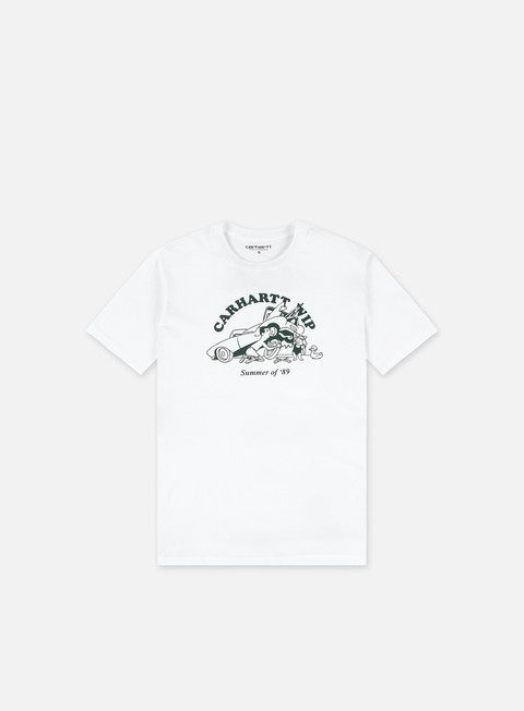 Short Sleeve T-shirts Carhartt WIP Flat Tire T-shirt