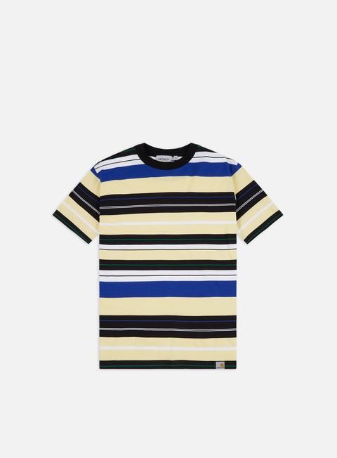 Outlet e Saldi T-shirt a Manica Corta Carhartt WIP Flint T-shirt