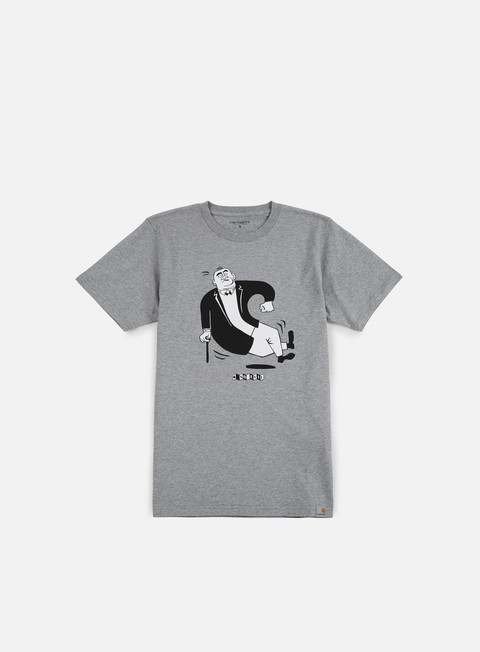 Outlet e Saldi T-shirt a Manica Corta Carhartt WIP Gentleman T-shirt