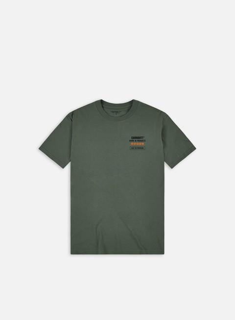 Short sleeve T-shirts Carhartt WIP Goods T-Shirt