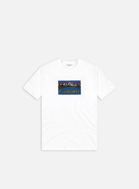 Short sleeve T-shirts Carhartt WIP Great Outdoors T-Shirt