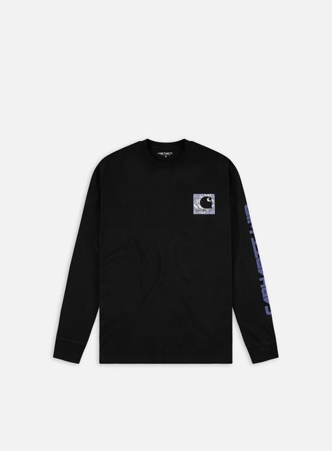 T-shirt a manica lunga Carhartt WIP Grid C LS T-shirt