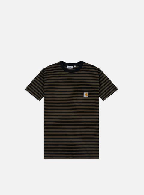 Sale Outlet Pocket T-shirts Carhartt WIP Haldon Pocket T-shirt
