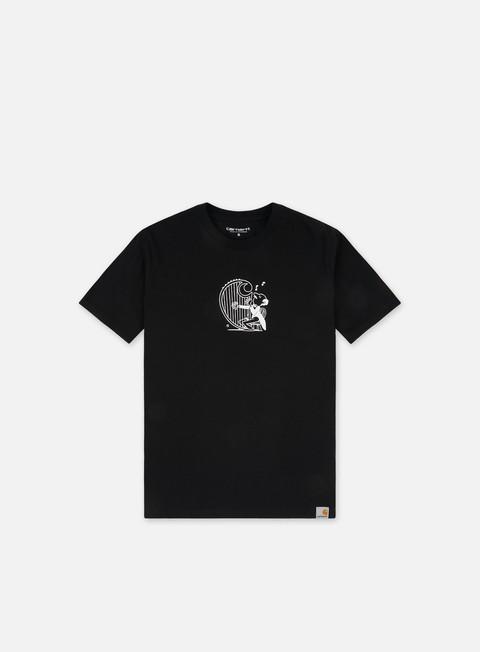 Short Sleeve T-shirts Carhartt WIP Harp T-shirt