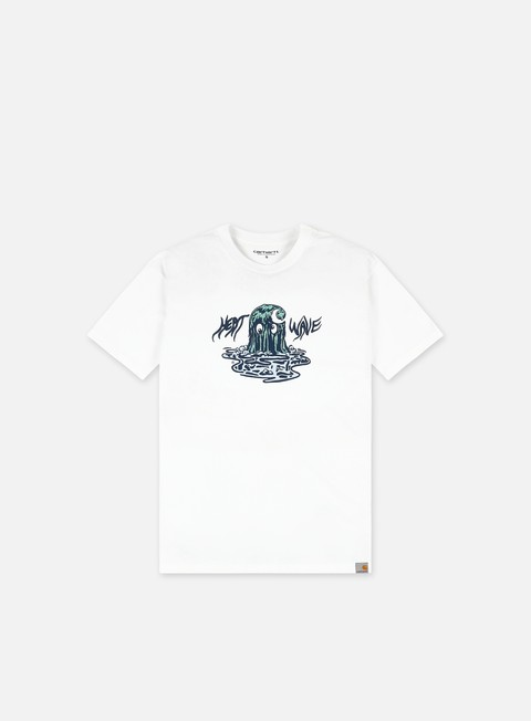 Short Sleeve T-shirts Carhartt WIP Heat Wave T-Shirt