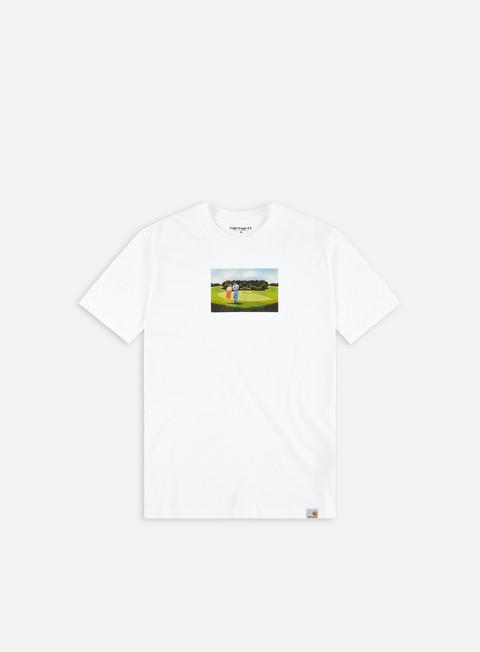 T-shirt a manica corta Carhartt WIP Hole 19 T-Shirt