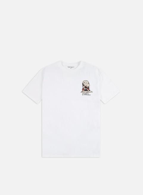 T-shirt a Manica Corta Carhartt WIP Horror T-shirt
