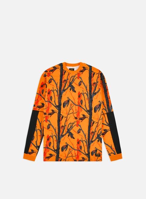 Outlet e Saldi T-shirt a Manica Lunga Carhartt WIP Klicks LS T-shirt