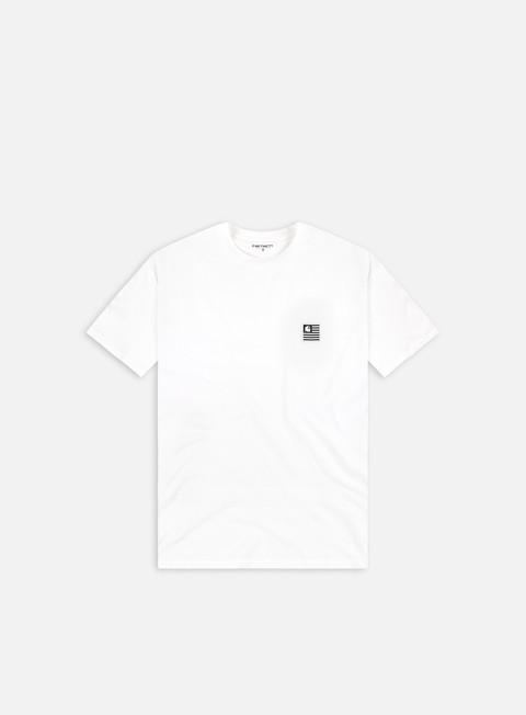 Short sleeve T-shirts Carhartt WIP Label State T-Shirt