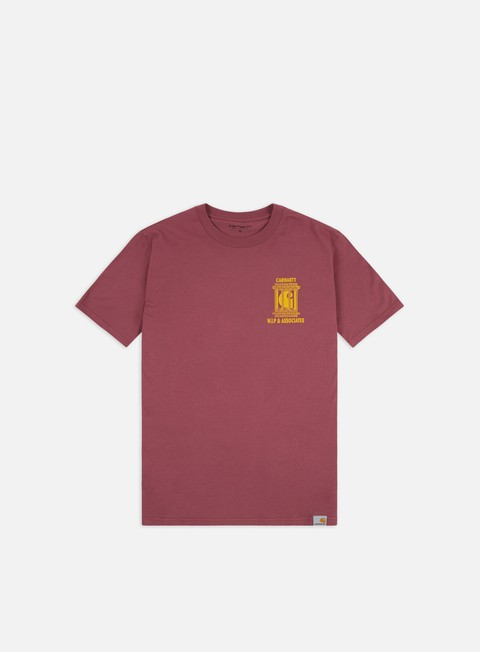 Outlet e Saldi T-shirt a Manica Corta Carhartt WIP Law T-shirt